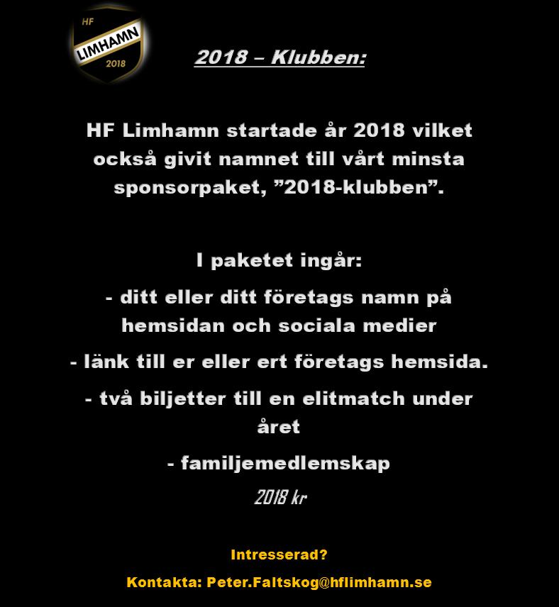 2018-klubben